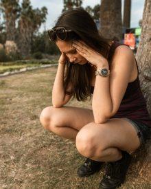 How to de-stress with stillness?